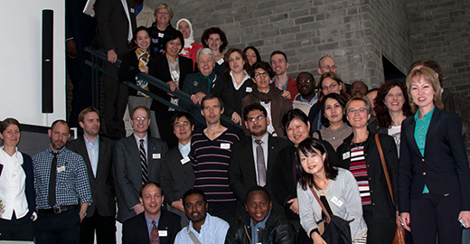 Global meeting for young academies 2012