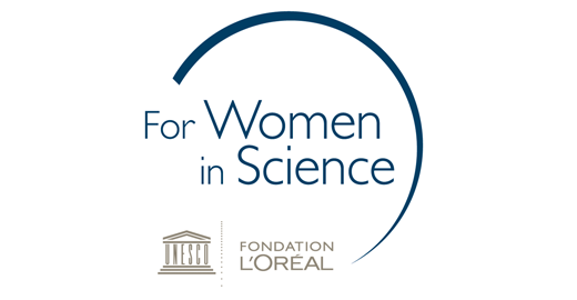 L'Oréal-UNESCO For Women in Science logo