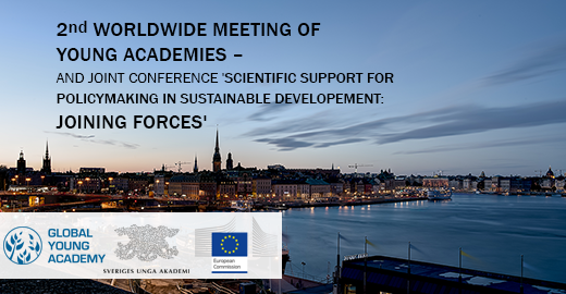 2nd Worldwide Meeting of Young Academies in Stockholm