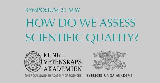 How do we assess scientific quality? RSAS YAS logos